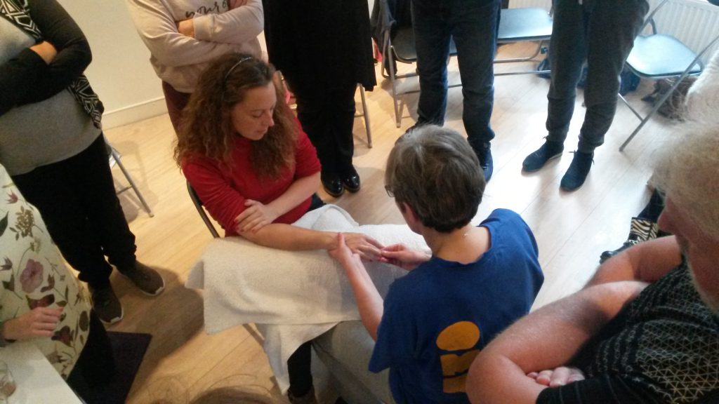 Cursus Handen Massage