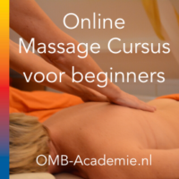 Online Massage Cursus Beginners