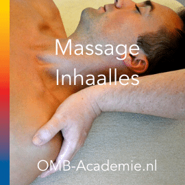 Inhaalles massage cursus