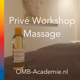 Massage workshop voor twee
