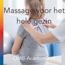 Massage voor het hele gezin