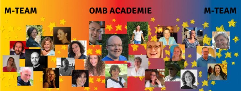 Massage docenten en het M-Team