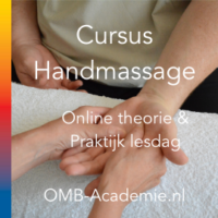 Cursus handenmassage: Online theorie en Praktijk lesdag