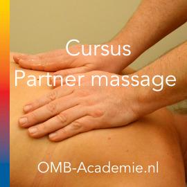 Cursus Partnermassage