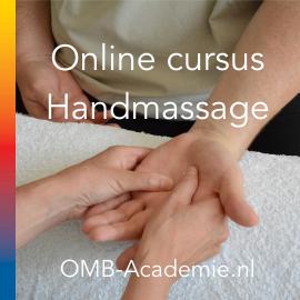 Online cursus Handenmassage