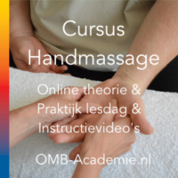 Cursus Handmassage Theorie, Praktijk, Video's