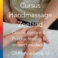 Cursus handenmassage Zeeland